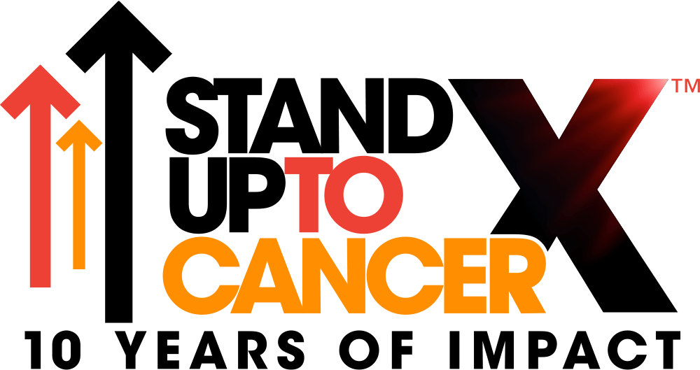 celebrity dating stand up to cancer